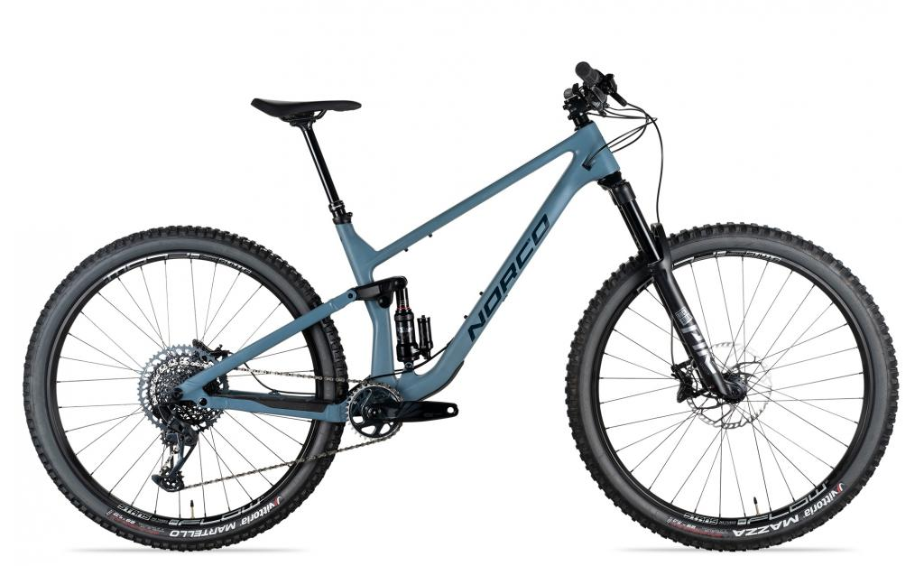 NORCO Optic C2 Sram Blue/Blue-Black