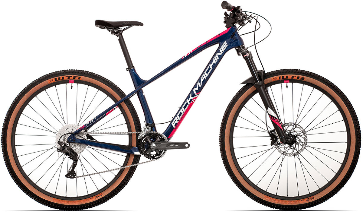 Rock Machine Catherine CRB 20-29 (S) gloss dark blue/pink/silver