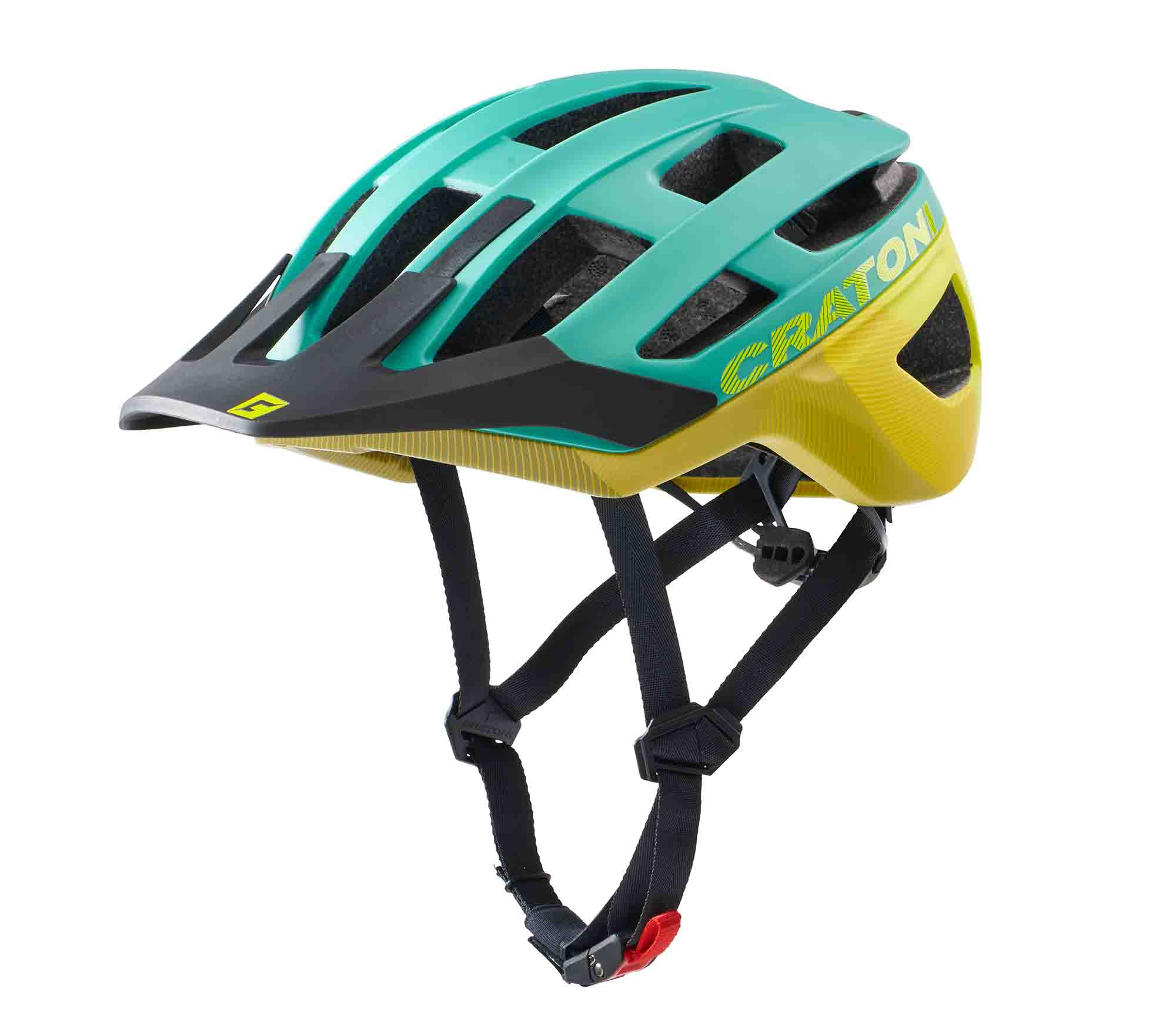 CRATONI 2021  AllRace Green-Yellow Matt