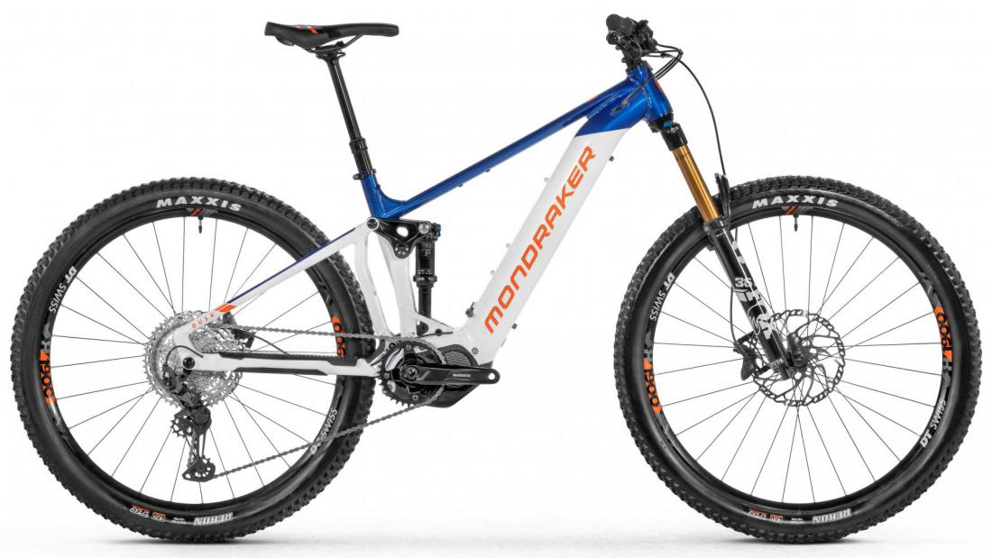 MONDRAKER Dusk RR, white/blue/orange