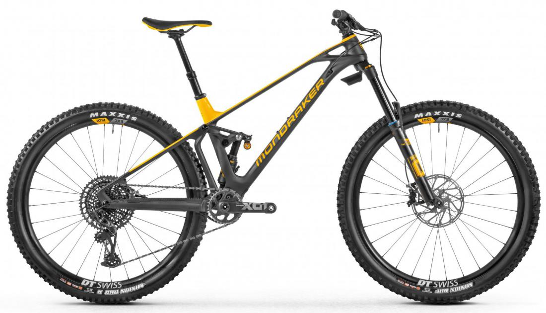 MONDRAKER Foxy Carbon XR, carbon/yellow