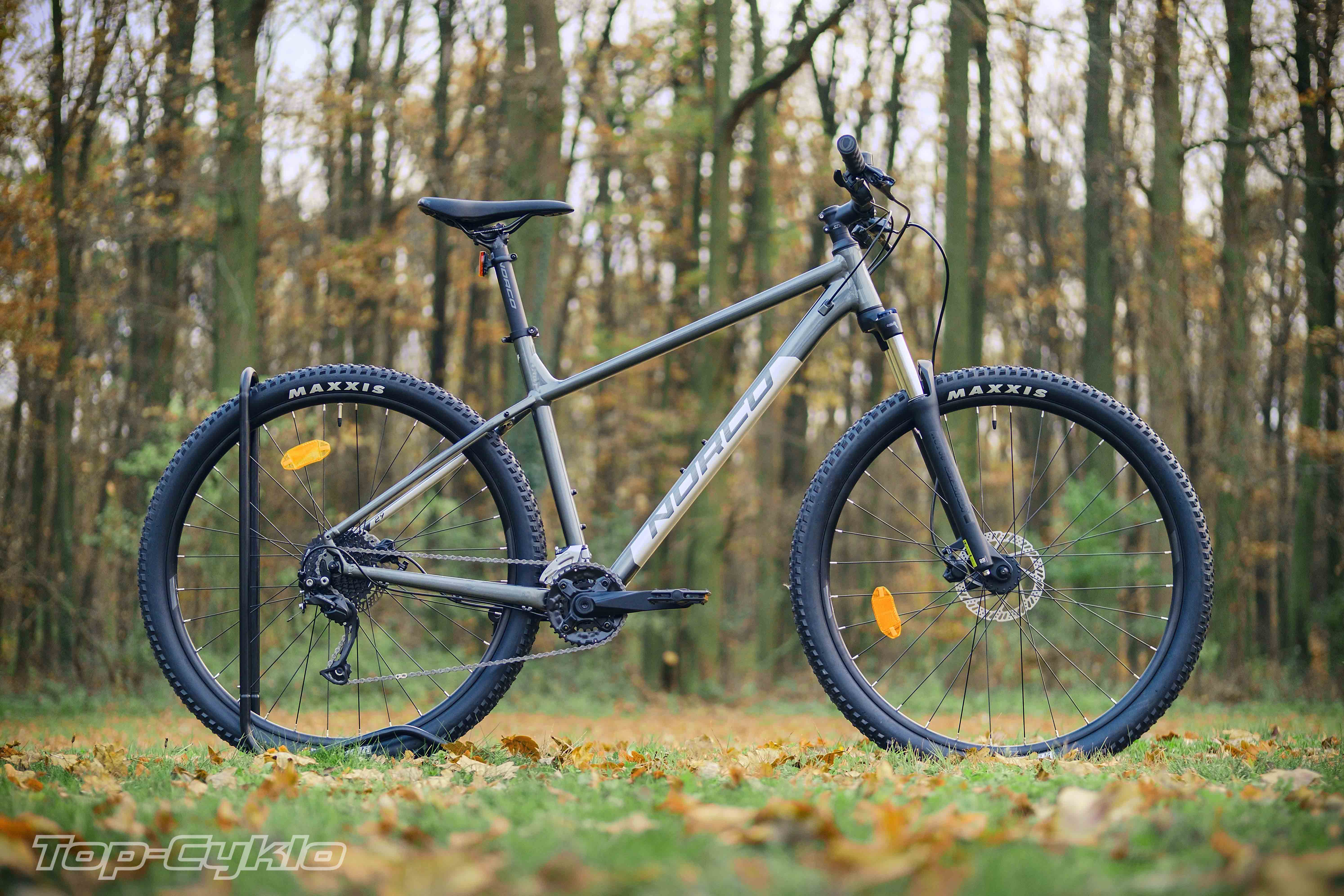 NORCO STORM 3 27,5 2021 CHARCOAL/SILVER