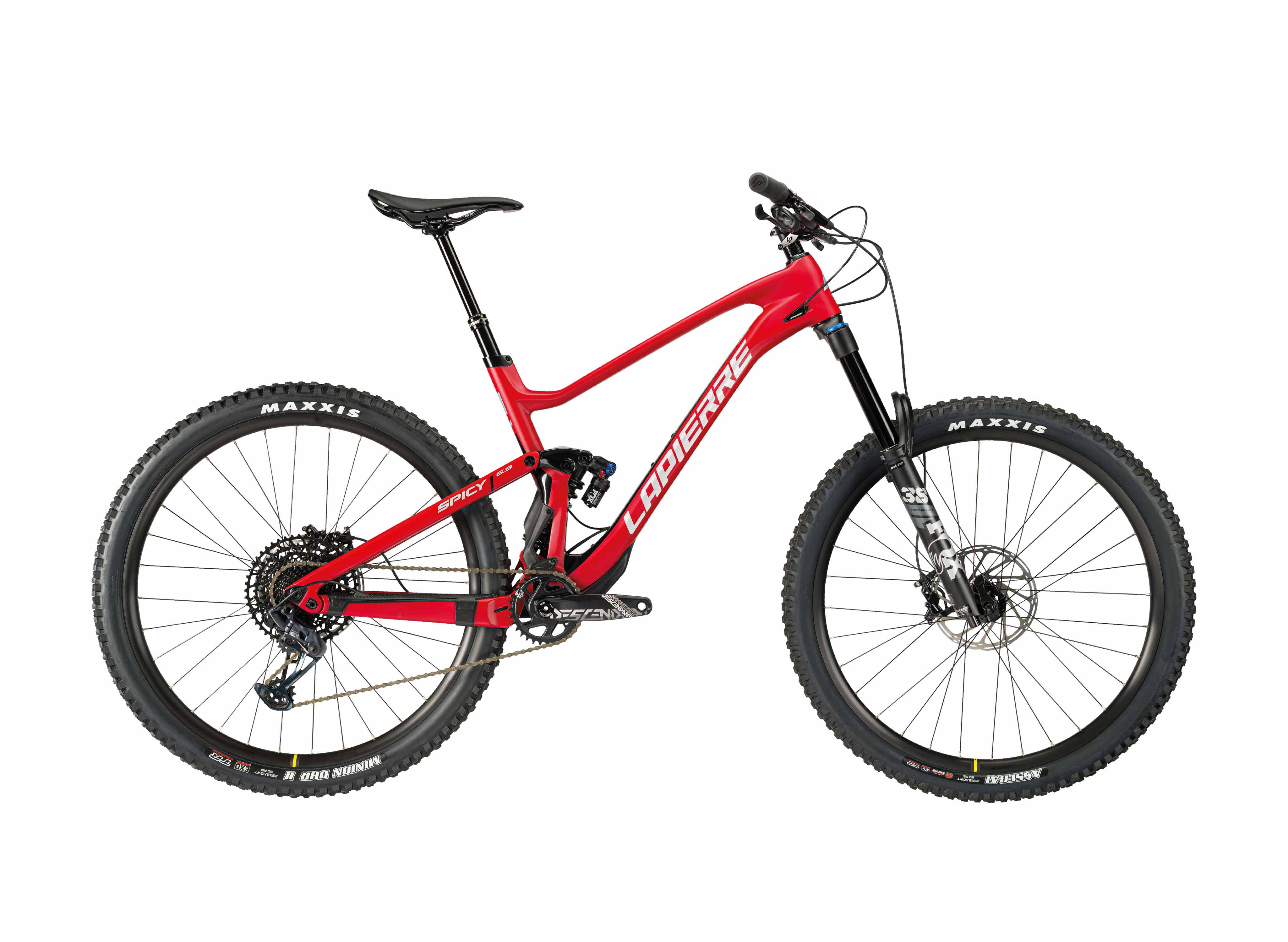 LAPIERRE 2021  Spicy CF 6.9