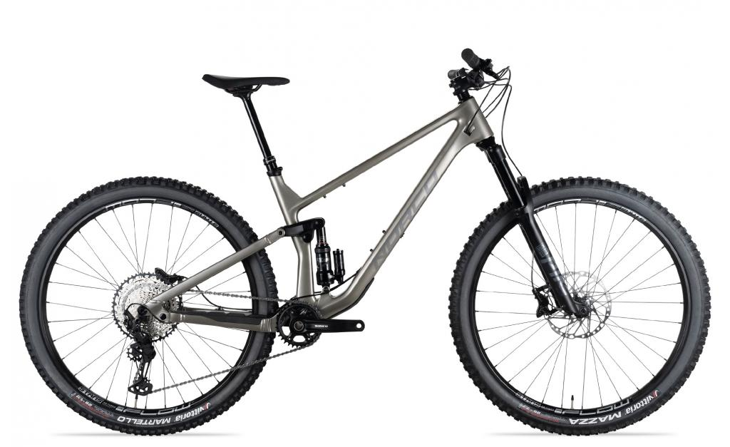 NORCO Optic C3 Silver/Charcoal 2021 šedá