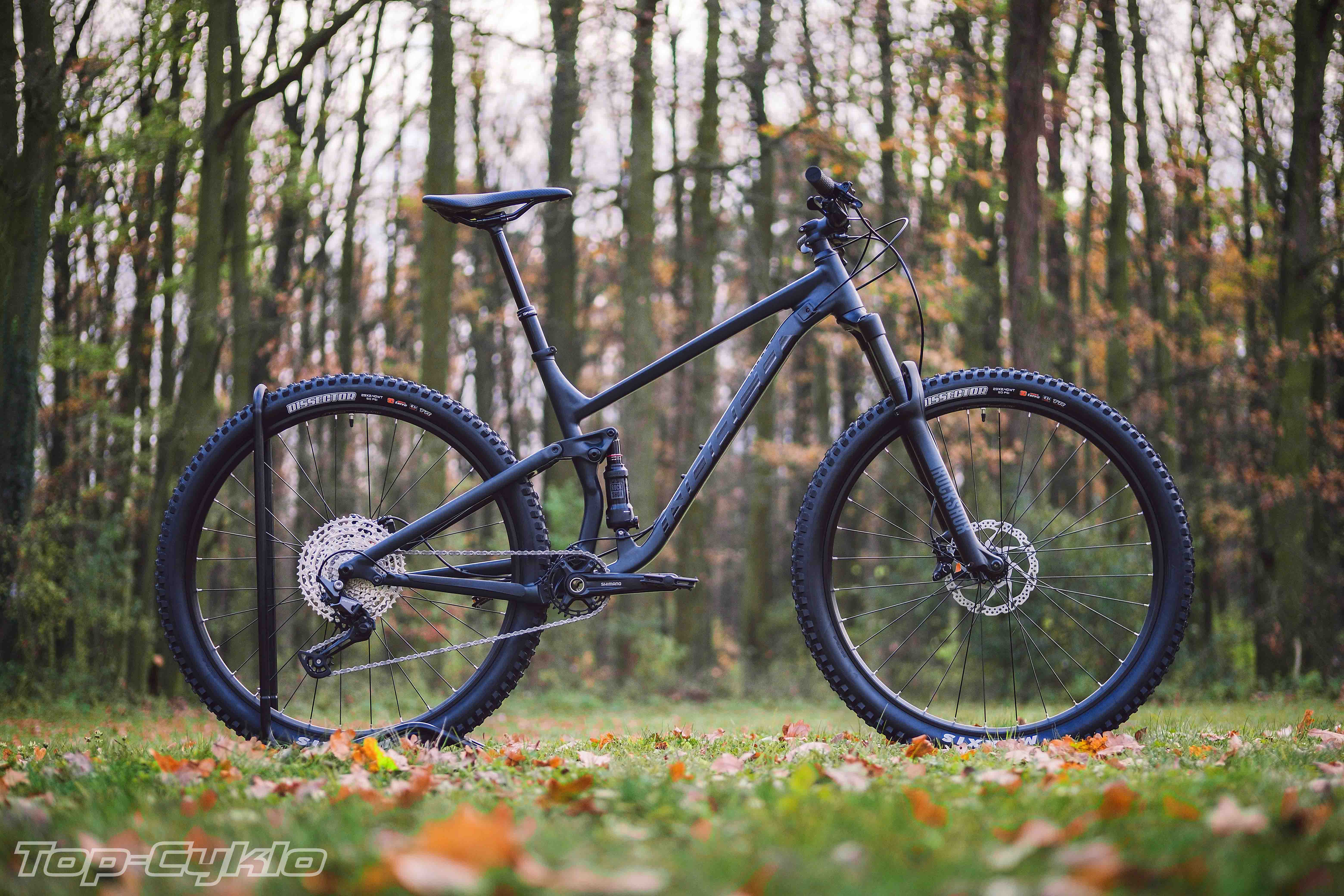 Norco Fluid FS 2 Blue/Black/Black 29