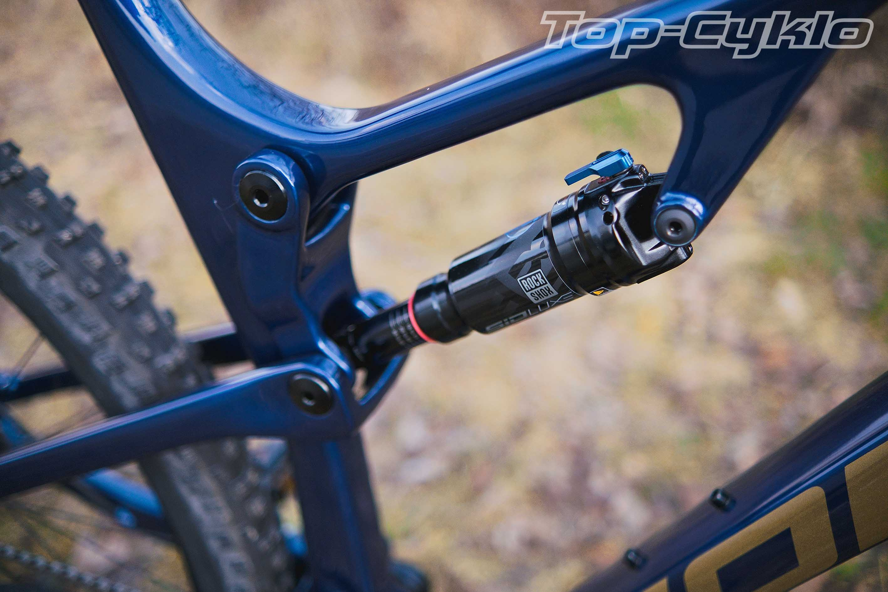 NORCO Revolver FS 2 120 Blue/Copper 2021