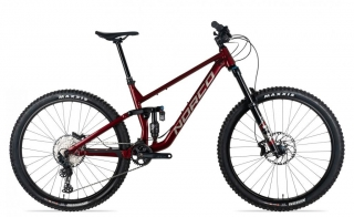 NORCO Sight A2 Red/Silver 27.5