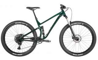 NORCO Fluid FS 3 29 Green/Black