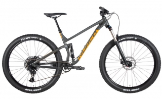 NORCO Fluid FS 3 27.5 Charcoal/Orange
