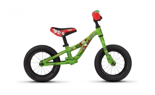 GHOST Powerkiddy 12 green/red/white