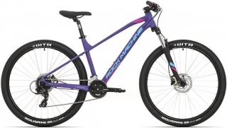 Kolo ROCK MACHINE 27,5 CATHERINE 70 - 13.5, matte violet/neon cyan/purple