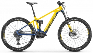 MONDRAKER Level R, yellow/blue