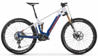 MONDRAKER Crafty Carbon RR, blue/white/orange