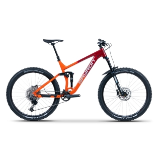 "Kolo Qayron Carma MKII TR 3 27,5"" / Red - Orange"