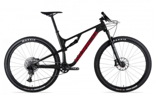 NORCO Revolver FS 2 100 Black/Red