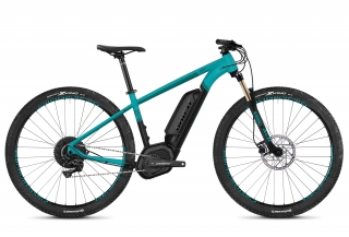 GHOST E-Bikes 2020  Ebike Teru B4.9 - Electric Blue / Jet Black / Shadow Blue