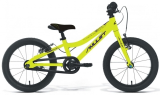 AMULET 16 Mini SuperLite, fluo yellow metalic/dark blue shiny, 2021
