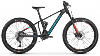 MONDRAKER F-Play 24, black/blue/red, 2021