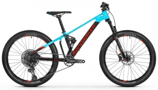 MONDRAKER Factor 24, black/blue/red, 2021