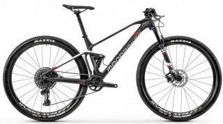 MONDRAKER F-Podium Carbon, carbon/white/flame red, 2020