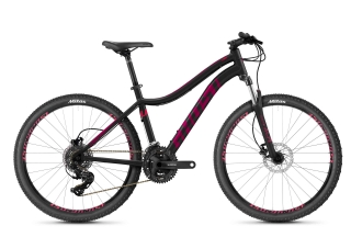 GHOST 2021  Lanao Base 26 - Midnight Black / Electric Purple / Red