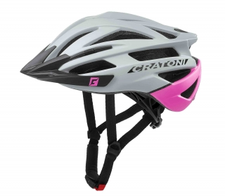 CRATONI 2021  AGRAVIC - grey-pink matt