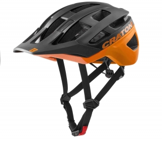 CRATONI 2021  AllRace Black-Neonorange Matt