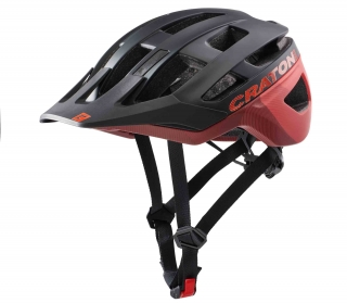 CRATONI 2021  AllRace Black-Red Matt