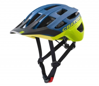CRATONI 2021  AllRace Blue-Yellow Matt