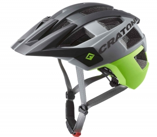 CRATONI 2021  ALLSET - black-lime matt
