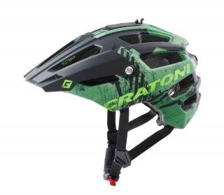 CRATONI 2021  ALLTRACK - green matt