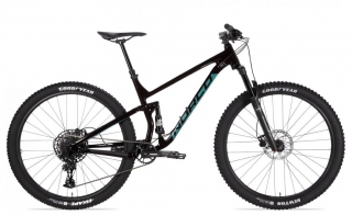 NORCO Fluid FS 3 Red/Jade 27.5