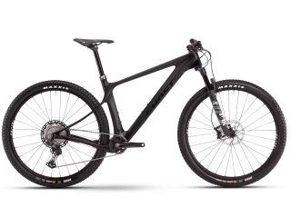 GHOST 2021  Lector Advanced - Night Black / Jet Black