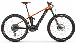 MONDRAKER CRAFTY R, BLACK/ORANGE, 2021