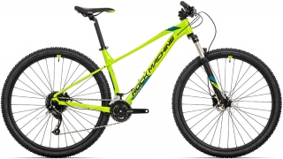 Rock Machine Torrent 20-29 gloss radioactive yellow/black/petrol blue