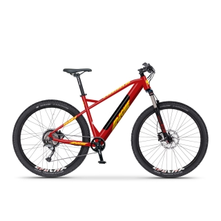 "Elektrokolo MTB 27,5"" Apache Yamka E5 blood red"