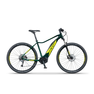 "Elektrokolo MTB 29"" Apache Hawk Bosch Active Plus dark green"