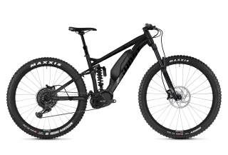 GHOST E-Bikes 2019  Ebike SLAMR X S4.7+ Night Black