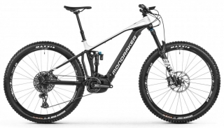 MONDRAKER Crafty R, black/white