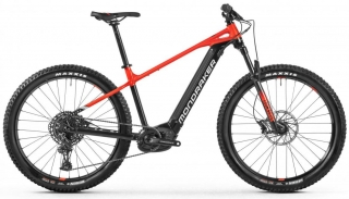 MONDRAKER Prime, black/red 2021