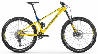 MONDRAKER Foxy R, yellow/blue