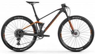 MONDRAKER F-Podium Carbon, carbon/orange/grey