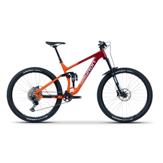 "Kolo Qayron Carma MKII TR 1SR 29"" / Red - Orange"