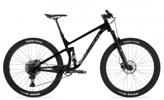 NORCO Fluid FS 3 Black/Charcoal 27.5